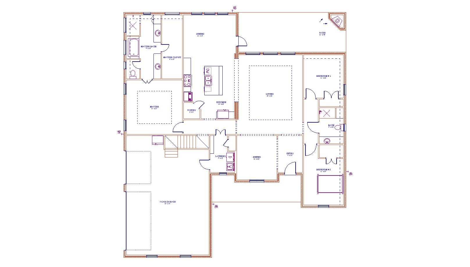 abshire building group the brenda floor plan home