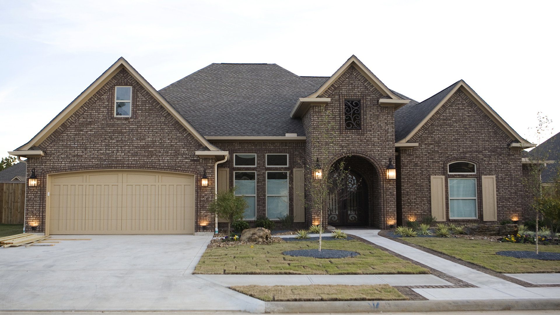 Custom homes Beaumont