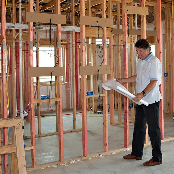Abshire Building Group James Checks Framing Benjamine Olvera