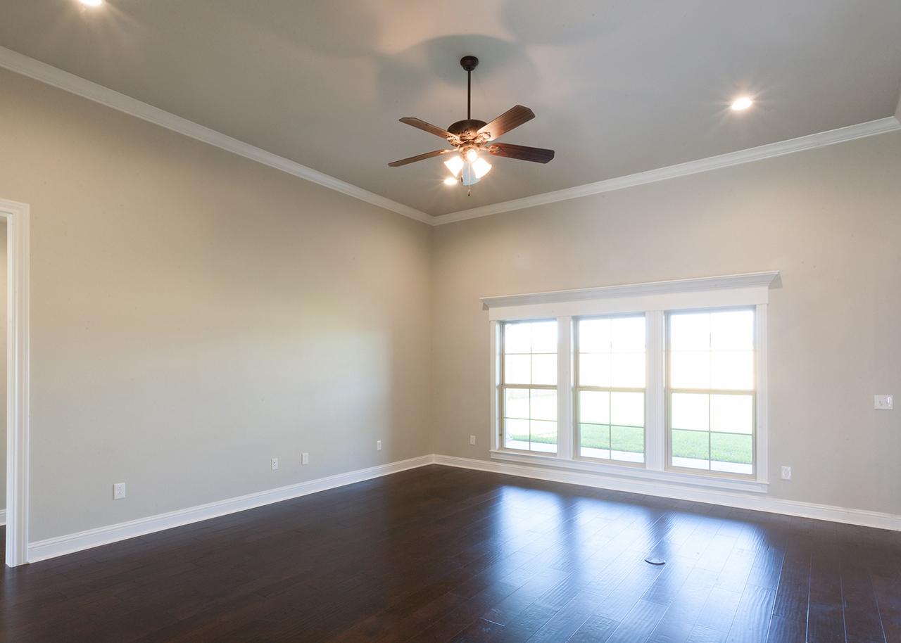 Christensen Floor Plan Living Room