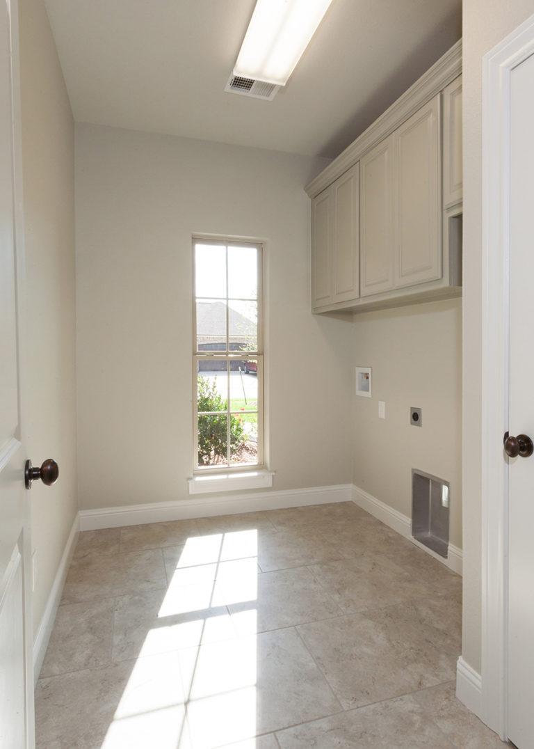 Christensen Floor Plan Laundry Room