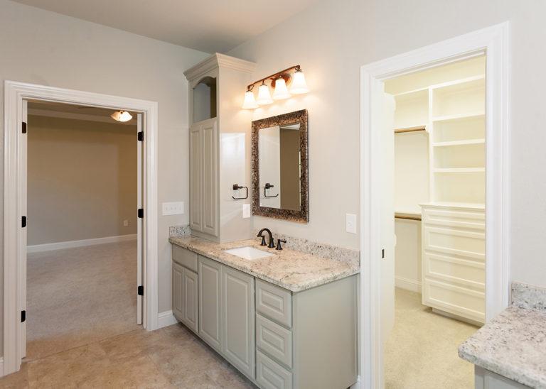 Christensen Floor Plan Master Bathroom Vanity