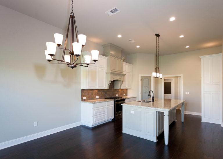 Christensen Floor Plan Kitchen Full View