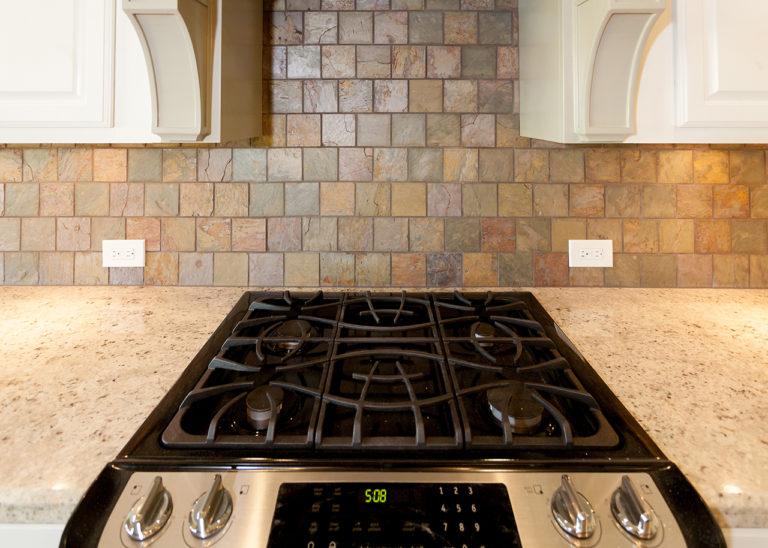 Christensen Floor Plan Kitchen Cook Top
