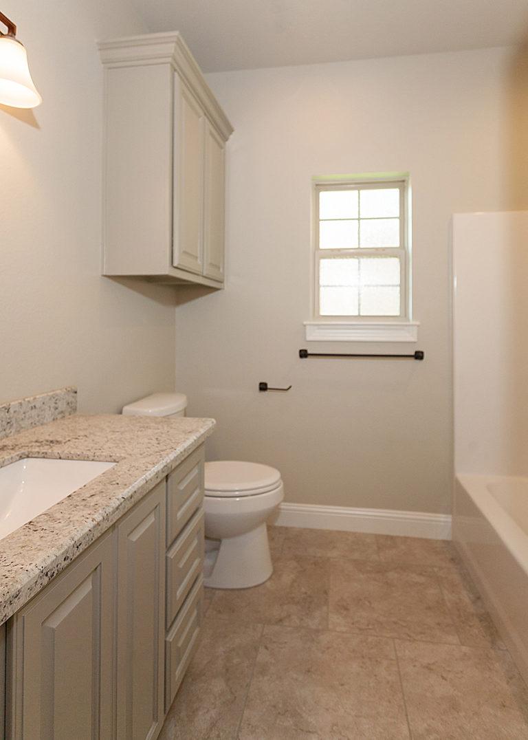 Christensen Floor Plan Bathroom