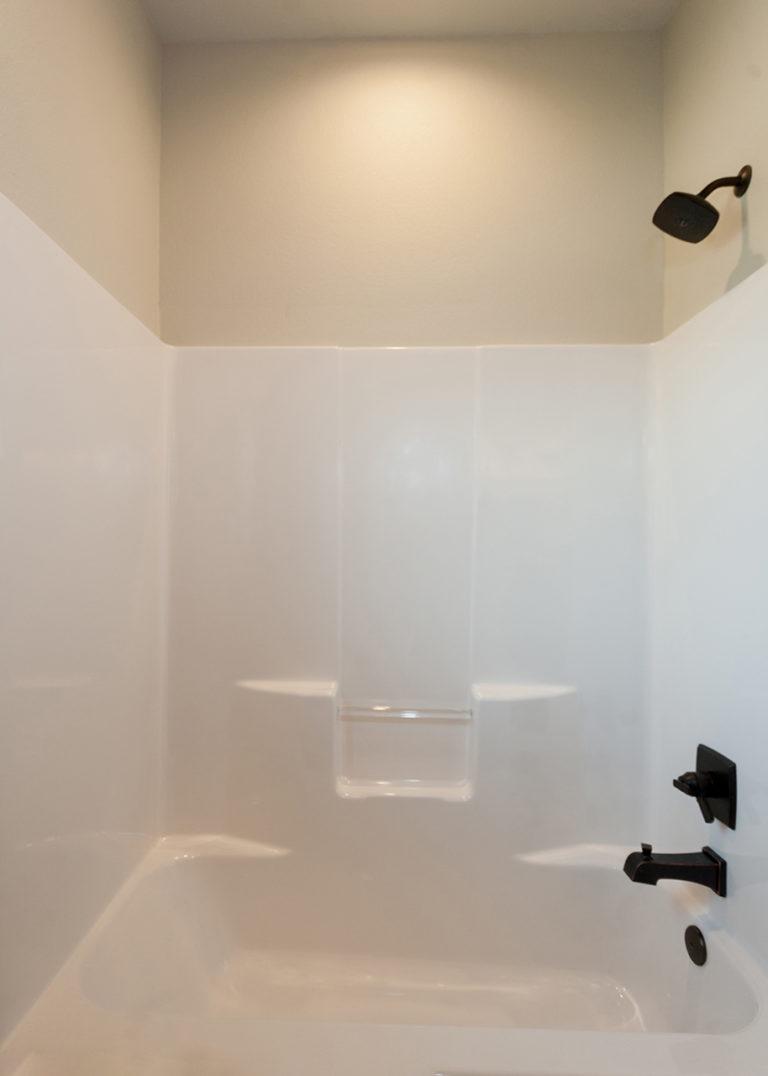 Christensen Floor Plan Bath Tub