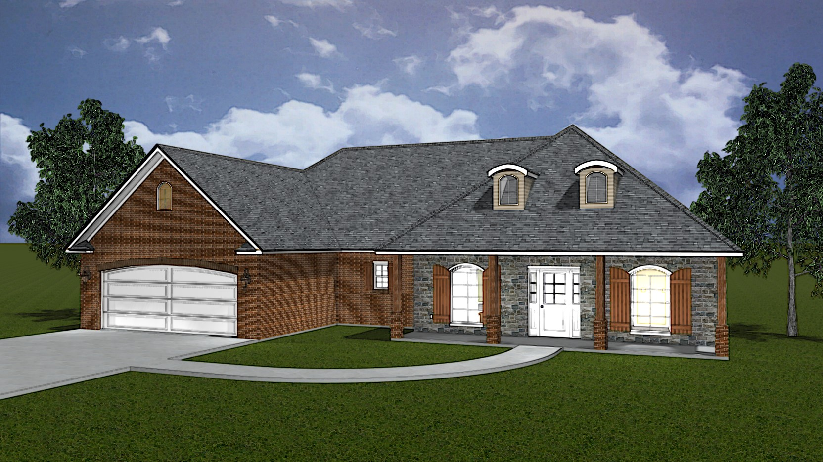 Custom home plans southeast texas