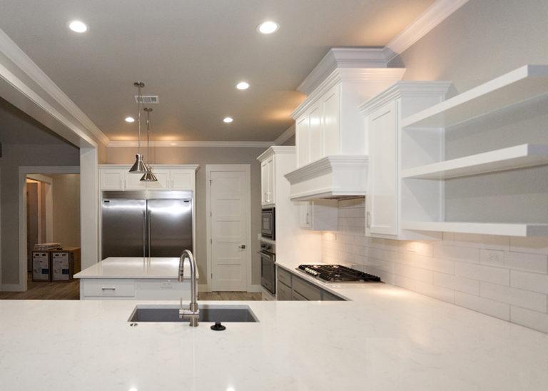 Reidy Modern Style Home Kitchen
