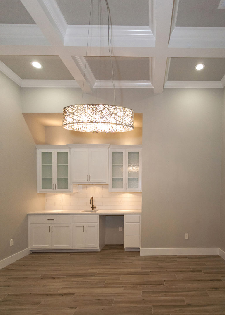 Lucy Modern Style Home Dining Room