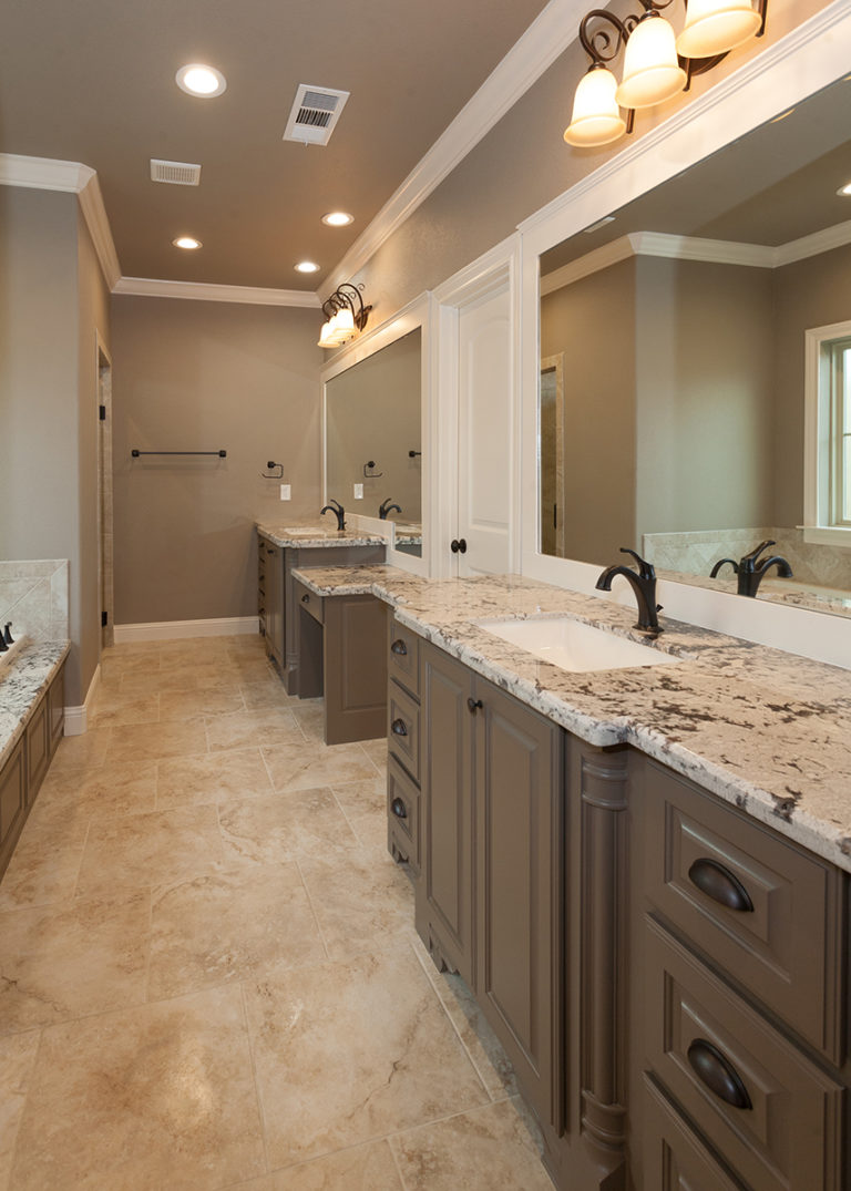 The Cora Master Bathroom