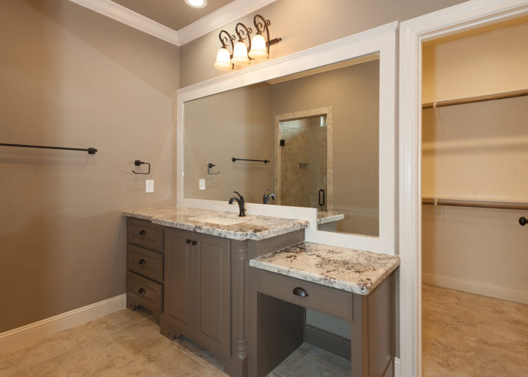 The Cora Master Bathroom Vanity