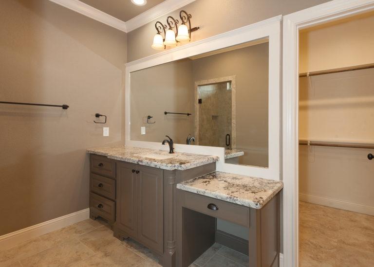 The Cora Master Bathroom Vanity