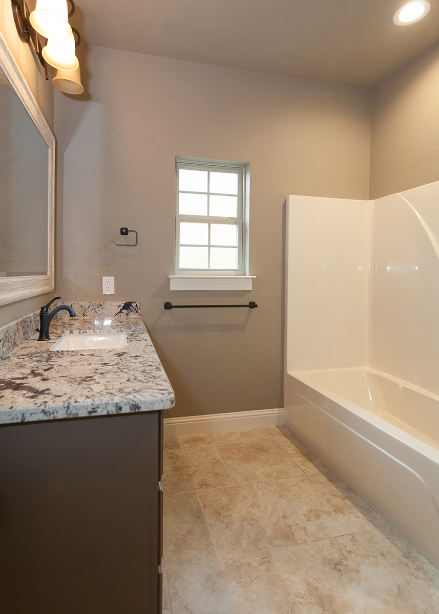 The Cora Bathroom View 2