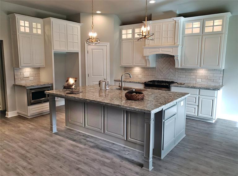 213 Spring Brook Court Floor Plan Kitchen