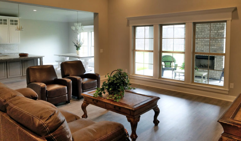 213 Spring Brook Court Floor Plan Living Room