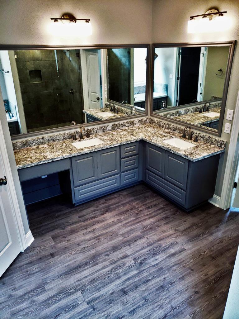 213 Spring Brook Court Floor Plan Master Bathroom