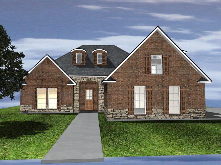 200 Hidden Grove Court New construction 3D Model