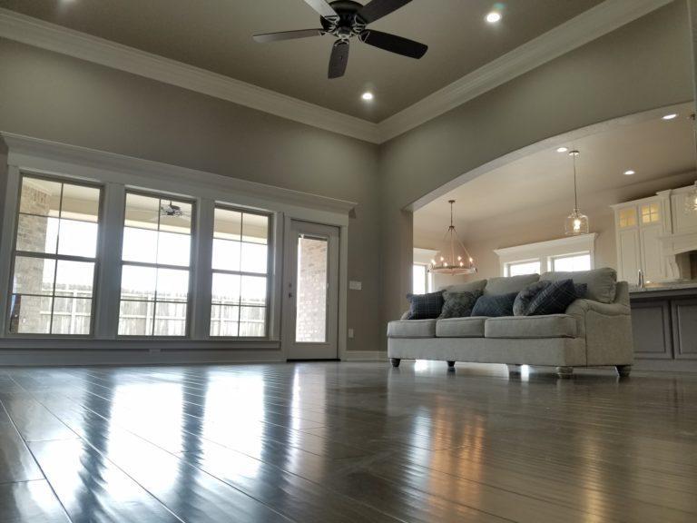 200 Hidden Grove Court living room