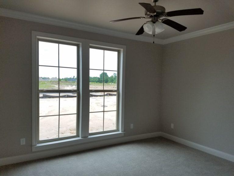 200 Hidden Grove Court front bedroom new construction