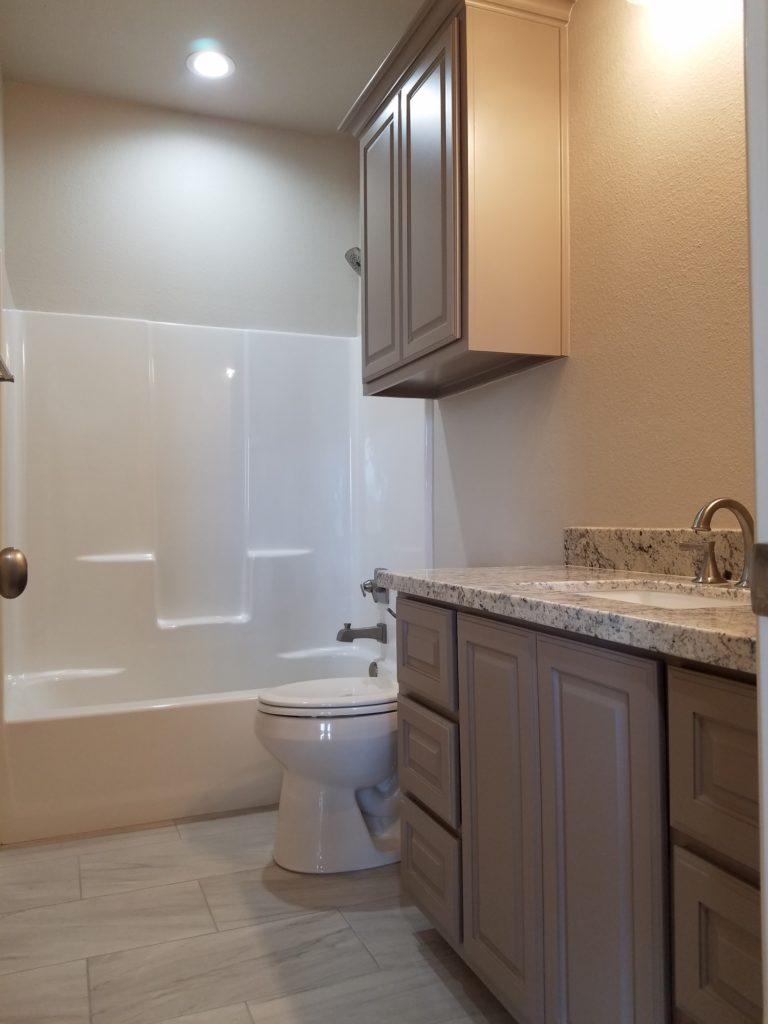 200 Hidden Grove Court hall bathroom