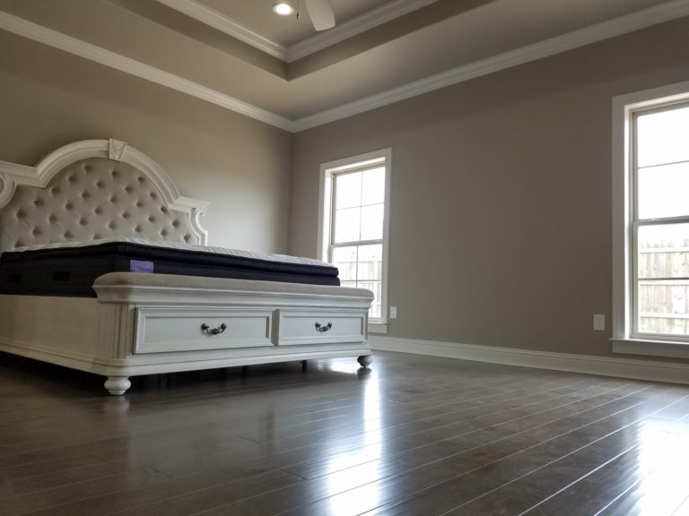 200 Hidden Grove Court master bedroom