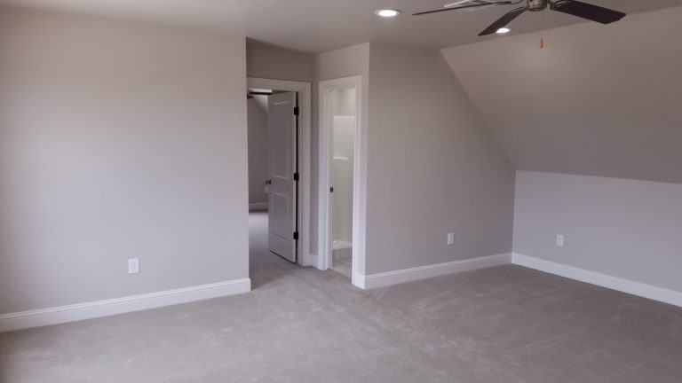 200 Hidden Grove Court upstairs carpeted game room