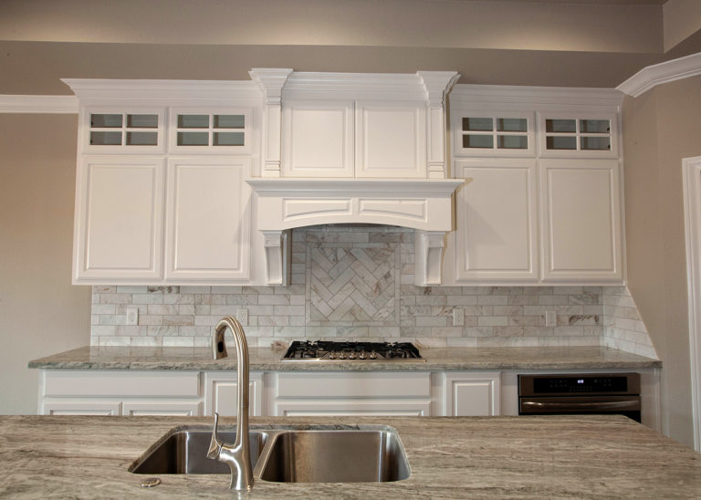195 Hidden Grove Court Kitchen Tile Backsplash