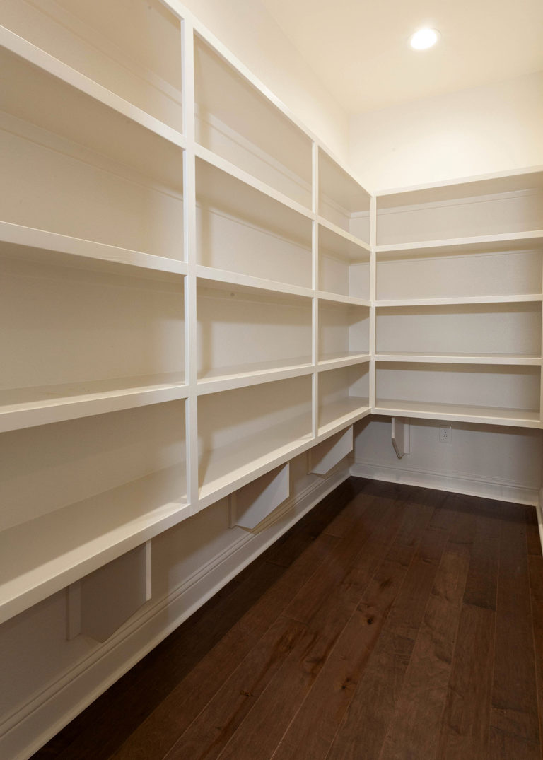 195 Hidden Grove Court Pantry Shelving